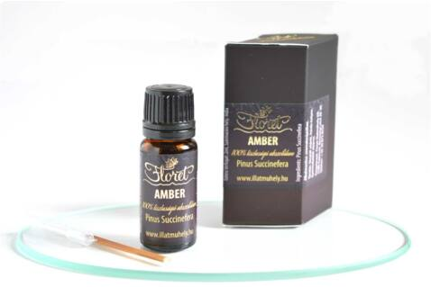 Amber abszolútum -Pinus Succinefera- 2 ml