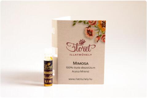 Mimosa abszolútum mini -Acaica Mirensi- 0,5 ml