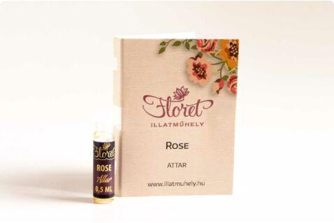 Rose attar mini - 0.5ml