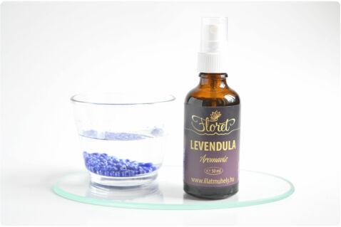 Levendula aromavíz-50 ml
