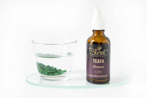 Teafa aromavíz-50 ml
