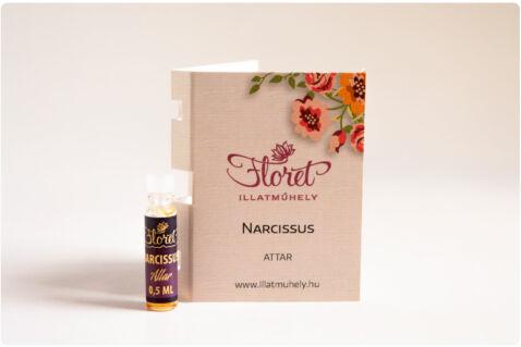 Narcissus attar mini - 0.5 ml