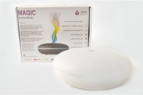 Airbi Magic aroma diffúzor - fehér