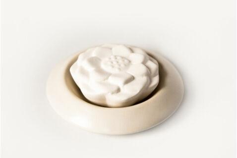 Hideg párologtató - fehér - lótuszvirág
