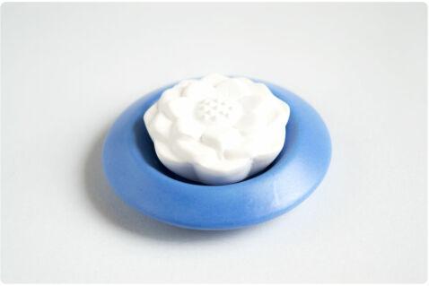 Hideg párologtató - kék - lótuszvirág