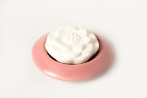 Hideg párologtató - rózsaszín - lótuszvirág