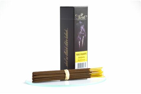 Nag Champa prémium füstölőpálcika 20g