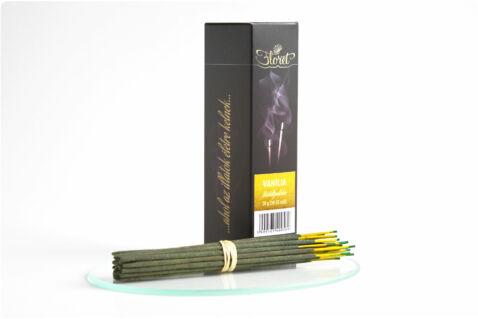 Vanília prémium füstölőpálcika 20g