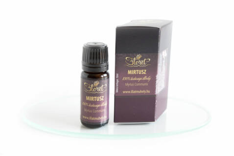 Mirtusz illóolaj - Myrtus communis 10 ml