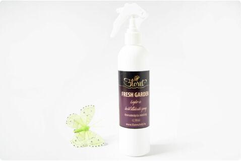 Fresh Garden légtér és textil illatosító spray 300ml