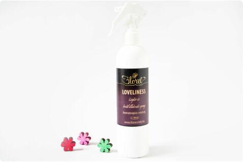 Loveliness légér és textil illatosító spray
