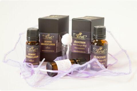 Jasmine parfüm készlet - női