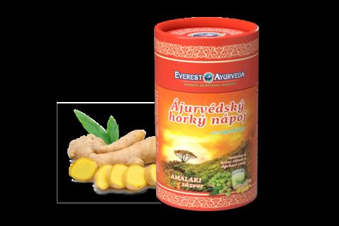 Amalaki - Gyömbér- Superfood italpor 100g