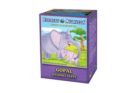 Gopal Gyermek tea a könnyed légzésért 100g