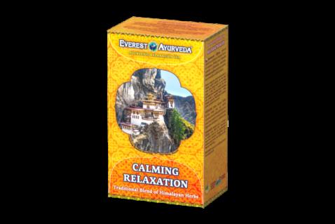 Pihentető nyugalom relaxációs szálas tea 100 g